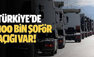 Şoför krizi Türkiye'ye de sıçradı! 100 bin TIR şoförü eksik!