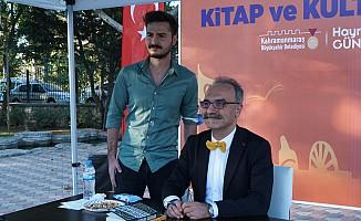 Yazarlar Kahramanmaraş'ta okurlarla buluştu