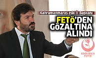 Eski BBP yöneticisi Kızıldağ, FETÖ'den gözaltına alındı