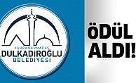 Tarihi Kentler Birliği'nden Dulkadiroğlu'na Ödül