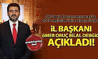 Ak Parti, Kahramanmaraş'ta sahaya iniyor!