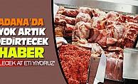 Adana'da yok artık dedirtecek haber 'ailecek at eti yiyoruz'