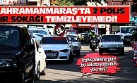 bKahramanmaraşta 2 Polis Bir Sokağı Temizleyemedi/b