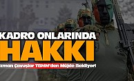 bUzman çavuşlar meclisten müjde bekliyor!/b