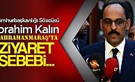 bCumhurbaşkanlığı Sözcüsü İbrahim Kalın Kahramanmaraşta/b