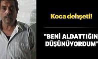 Adana'da eşini bıçakla yaraladığı iddia edilen koca tutuklandı