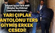 Adana'da inşaatın bodrumunda ceset bulundu