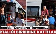 Conolar Adana'yı karıştırdı!