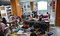 """Büyükşehir'den """"Okullar Kütüphanede"""" Uygulaması"""
