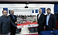Akşemseddin İHL'den 16 Bin TL Yardım