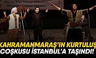Kurtuluş coşkusu İstanbul'a taşındı!