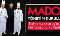 MADO Kahramanmaraş'ın kurtuluşunu kutladı