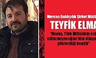 """Mercan Balıkcılık; """"Maraş, Türk Milletinin esir edilemeyeceğini tüm dünyaya gösterdiği kenttir"""""""