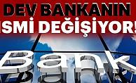 Dev bankanın ismi değişiyor!Garanti Bankasıartık...