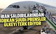 bİran saldırılarından korkan Suudi prensler ülkeyi terk ediyor/b