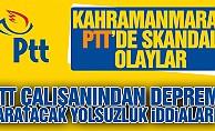 bSözleşmesi Fes Edilen PTT Çalışanından Deprem Yaratacak İddialar/b
