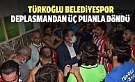 Türkoğlu Belediyespor, Deplasmandan 3 Puanla Döndü