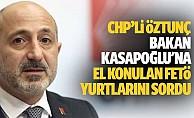 bAli Öztunç, bakan Kasapoğlu#039;na el konulan FETÖ yurtlarını sordu/b
