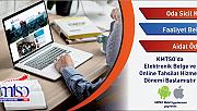 KMTSO 'da Elektronik Belge ve Online Tahsilat Hizmeti Dönemi Başladı