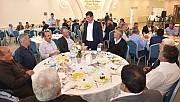 Başkan Okumuş; Muhtarlarla Kahvaltı Programında Buluştu
