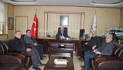 KMBGC'den Yılmaz'a 'Hayırlı Olsun' Ziyareti