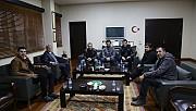 KMAGC'den KMTSO Başkanı Zabun'a Ziyaret