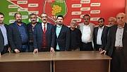 Kahramanmaraş Amatör Spor Kulüpleri Federasyonu kongreye gidiyor