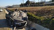 Kahramanmaraş'ta takla atan otomobildeki 6 kişi yaralandı