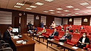 Kadına Yönelik Şiddetle Mücadele Komisyonu'nun Çalışmaları Değerlendiridi