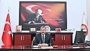 Vali dr. Erdinç Yılmaz'ın 1 Ekim dünya yaşlılar günü mesajı