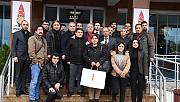 Başkan Mahçiçek, Dünya Gazeteciler Günü'nü Kutladı