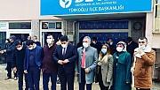 Deva Partisi Türkoğlu ilçe kongresi yapıldı