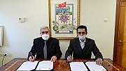 TYB Kahramanmaraş şubesi, KSÜ ile iş birliği protokolü imzaladı