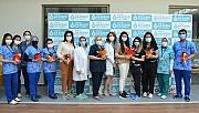 Sular Akademi Hastanesi'nde hemşireler Günü Kutlandı