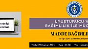 Kahramanmaraş İstiklal Üniversitesi'nden 'Uyuşturucu ve Bağımlılık ile Mücadele' Konferansı