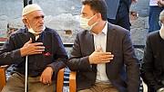 Ali Babacan'dan Dedeoğlu Ailesine Taziye Ziyareti