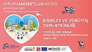 Kahramanmaraş'ta Yürüyüş Ve Bisiklet Turu Etkinliği