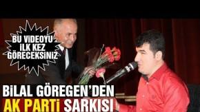 Bilal Göregen#039;den AK Parti#039;ye #YENİ muhteşem şarkı #4K kalitesi ile