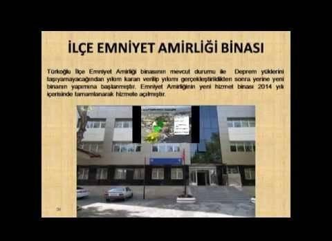 Türkoğlu ilçemizin tanıtım filmi