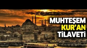 Hafız Fatih Başboğa#039;dan muhteşem Kur#039;an dinletisi